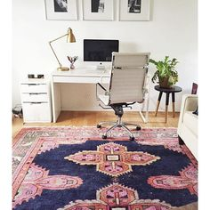 Home Office turns Creative Space