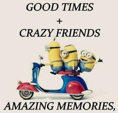 Clean Funny Memes, Stupid Funny Memes, Funny Facts, Funny Laugh, Funny Minion Pictures, Funny Minion Memes, Best Friend Quotes, Friend Memes, Funny Instagram Memes