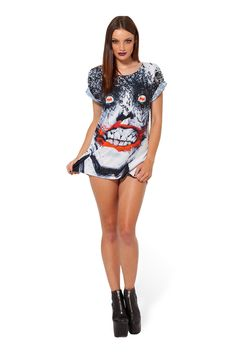 Why So Serious BFT by Black Milk Clothing $60AUD