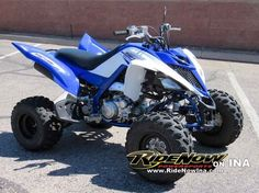 Used 2016 Yamaha Raptor 700R ATVs For Sale in Arizona. 2016 Yamaha Raptor 700R, For special pricing, seasonal promotions and the best deals call 520-579-3939 and ask for Hayden in Web Sales. Financing available!<br /> <br /> 2016 Yamaha Raptor 700R BIG BORE SPORT ATV DOMINANCE <p> The Raptor 700R reign continues with class-leading performance, handling and comfort.</p> Features May Include: <ul> <li> Aggressive Style</li></ul><p> Aggressive styling makes the Raptor 700R look as menacing as…