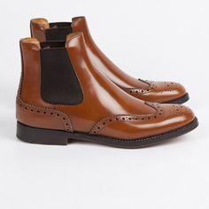 Des boots classiques