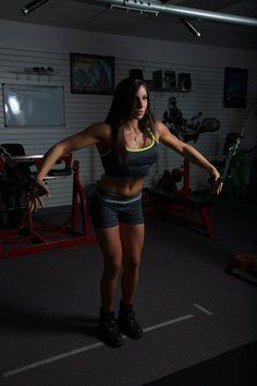 25 best my fitness portfolio images  fitness model