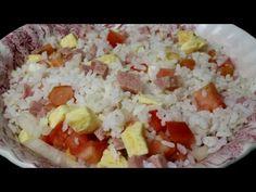 Ensalada de Arroz Marinera - YouTube