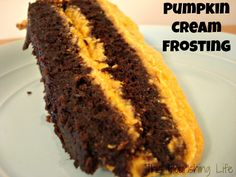 Pumpkin Cashew Cream Frosting  (No butter or shortening needed!)