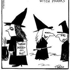 witch humor 2014