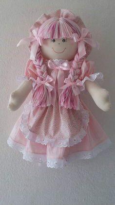 Doll Clothes Patterns, Doll Patterns, Fabric Dolls, Paper Dolls, Girl Dolls, Baby Dolls, Birthday Explosion Box, Doll Hair, Soft Dolls