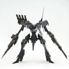 Armored Core STASIS Fine Model Kit-stasis_front1.jpg