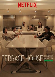 Obvious cultural differences. Six real-life strangers, one house, countless cameras, no script. Oddly addictive. #terracehouse #japan #netflix #realworldesque