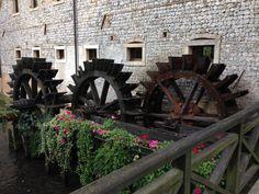 Le ruote dell'ultimo mulino