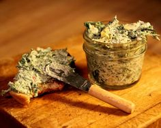 Nettle Party Dip | Hunger and Thirst