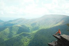 solitude by bonniechristine, via Flickr-One of my favorite places the Smokies of NC
