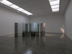 '2D-3D: Glass  - Larry Bell - 17 July - 26 September 2015 - 109134