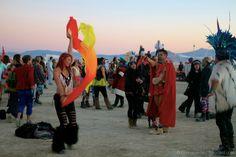 Burning Man 2014 4 - Tuxboard