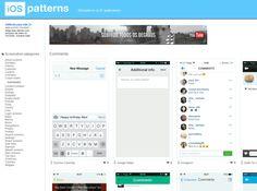 ios patterns