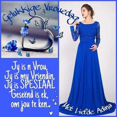 Formal Dresses, Rose, Afrikaans, Messages, Cards, Fashion, Formal Gowns, Moda, Pink