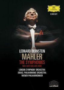 MAHLER The Symphonies - Bernstein - Deutsche Grammophon