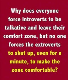 Are you an introvert or do you just realize being around people is freakin' annoying? Either way you will relate to these hilarious memes in your own special w. Introvert Vs Extrovert, Introvert Personality, Introvert Quotes, Introvert Problems, Intj, Personality Types, Introvert Funny, Shy Quotes, Nurse Quotes