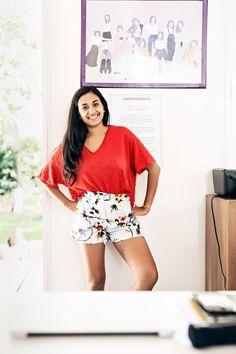 À seulement 23 ans, Selvina Deguara fonde la SUPER NANA HOUSE, un coliving réservé aux entrepreneures et créatives. La mission ? Créer un espace de vie et d'innovation réservé aux femmes.