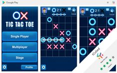 Love Tic-tac-toe? Us too! So, we published another fun game review for a fellow tic-tac-toe #IndieGame developer. Read it and let us know what you think :) http://playtcubed.com/games/tic-tac-toe-fun-games-free/