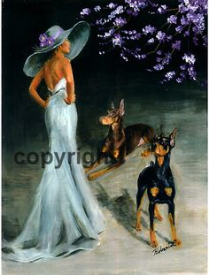 #Doberman #fashion