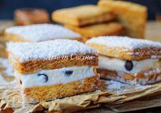 Biscotti ripieni di crema al latte ricetta veloce vickyart arte in cucina