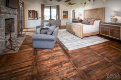 Staggering-Wood-Pallet-decorating-ideas-for-Bedroom-Traditional-design-ideas-with-Staggering-country-cowboy-greg.jpg 990×660 pixels
