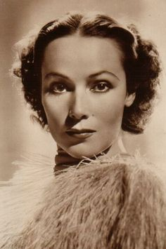 Dolores Del Rio (1905 - 1983) Actress. Mexican-born stage and motion picture figure of the 1920s through the 1980s. Famed internationaly, she won three Silver Ariel awards during her career, the Mexican equivalent of the Academy Award. Cousin of actor Ramon Navarro.