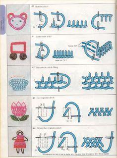Basic Embroidery                                                                                                                                                                                 Más