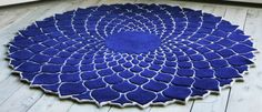 This Sacred Geometry carpet is fantastic Feng Shui! It doesn't get better than this for your home!