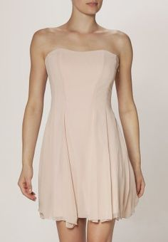 Vila - DIVINE - Cocktailkleid / festliches Kleid - cameo rose