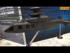 Sikorsky Boeing SB1 Defiant Helicopter Tech Demonstrator for Future Vertical Lift AUSA 2014 - YouTube