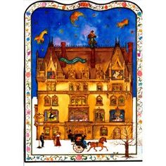 The Jewish Museum Hanukkah Storyboard Product - The Jewish Museum Shops