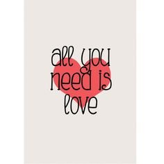 Resultado de imagem para poster all you need is love