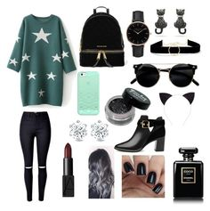Designer Clothes, Shoes & Bags for Women Nars Cosmetics, Casetify, Ted Baker, Topshop, Chanel, Michael Kors, Shoe Bag, My Style, Polyvore