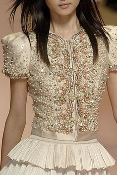 Blumarine - love the details