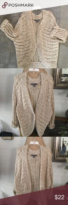 Torrid size 1 short sleeve shrug/cardigan Brand new size 1 half ...