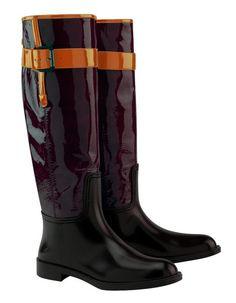 Botas de lluvia 2013