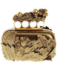 Alexander McQueen Spring / Summer 2011 Bags! Se o McQueen já faz bolsas deusas! Olha essa..