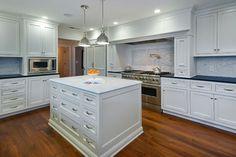 Kitchen in White - traditional - kitchen - san francisco - mark pinkerton - vi360 photography
