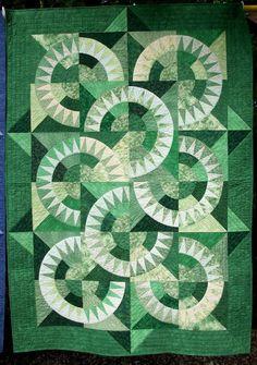 Caitlin's Green Glory by Debra Mastrianni