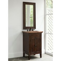 COBRE PETITE SINK CHEST - Ambella Home  #Furniture #Bathroom #Vanity #Sinkchest #Storage