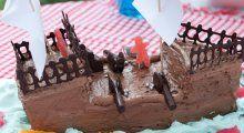 Helenes 3D sjokolade dinosaurkake | TV3 Mat