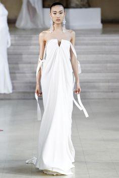 Alexis Mabille Spring 2011 Couture Fashion Show - Shu Pei Qin