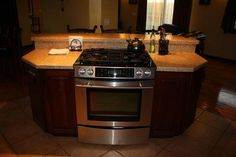 kitchen islands with stoves - Yahoo! Search Results