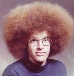 44 entries are tagged with afro hair jokes. When someone has an afro Curled Hairstyles, Cool Hairstyles, Hairdos, 80s Haircuts, Natural Hair Styles, Short Hair Styles, Natural Beauty, Big Afro, Nostalgia