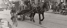 Vintage: Daily Life in the Warsaw Ghetto (summer of 1941)