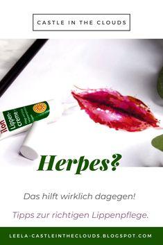 Ein paar Tipps zur richtigen Lippenpflege und was wirklich gegen Herpes hilft! Tricks, Anti Aging, Castle, Clouds, Content, Website, Ethnic Recipes, Blog, Smooth Lips