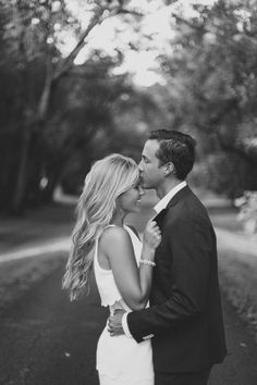 The real lover is the man who can thrill you by kissing your Forehead ~M.