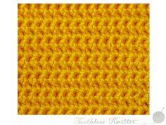 Półsłupki Zwykłe / Double Crochet