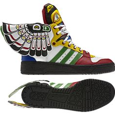 Js Totem Leather (Adidas)